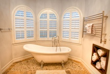Bathrooms / These pictures are actual design, remodel, and renovations of bathrooms done by Luxury Home Solutions.