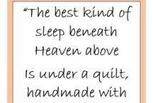 quilting quote's
