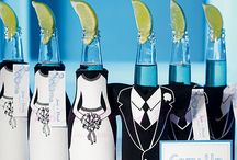 Stubby Holders / http://www.weddingfaire.com.au/stubby-holders/