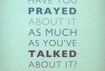 Pray As You Go / Remember to Pray. Wherever you Go. It's good for you.