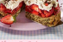 Erdbeeren in der Küche