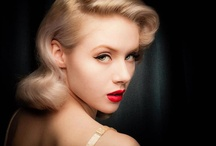Vintage Hair and Makeup / by Jessica Corey