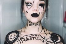 sick make up