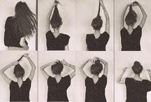 Hair I love / by Jess Hampson