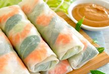 rice paper rols
