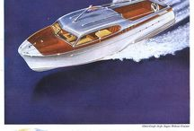 antique boats / by vinny best
