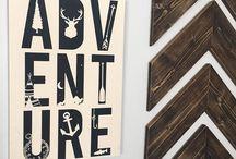 Adventure Themed Boys Room