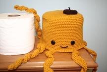 Crochet in the Poop Room