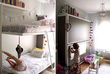 Habitaciones infantiles / by Carmen Baro
