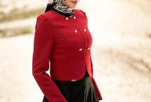 Muslim women's clothing design