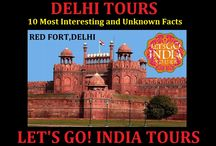 10 Most Interesting and Unknown Facts about Red Fort / Read our new blog on 10 Most Interesting and Unknown Facts about Red Fort : http://letsgoindiatours.blogspot.in/2016/02/10-most-interesting-and-unknown-facts.html