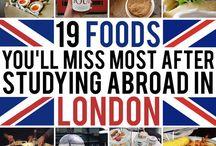 Londyn + British culture :)
