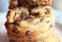 Cookies / Cookies og kjeks i alle varianter