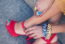 Sunny Days Must Have / Must have accessories, garments and more for the sunny days