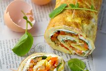 Recipes - Eggs / Lots of lovely ways to cook with eggs