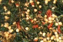 Healthy vegan food combinations / Vegan, nutritious, healthy, easy digestable food combinations, simply delicious