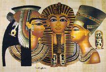 ΑΙΓΥΠΤΙΟΛΑΤΡΕΙΑ..!!!!!! / L'Egypte à travers les papyrus..[http://www.etoile-egypte.net ]