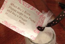 Baby shower ideas / by Christine Headley