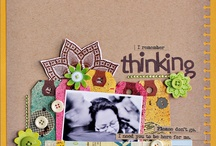 Paper Crafts: scrapbooking / by Kelly Holbrook