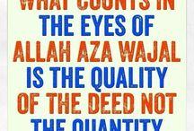 Do Good Deeds / Rewards