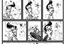24 óra - Tiszavirágzás - / 24 hour comics marathon