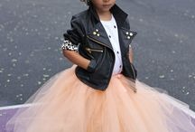 Stylish kids - Here come the girls
