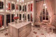 Closet, wardrobe ideas