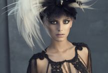 Feathers / by TERRY TOCCI DESIGNS