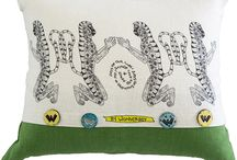 Scatter Cushions / All our beautifully designed scatter cushions, influenced by the various Ardmore artists