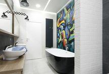 Łazienka z wanną/Bathroom with the bathtub