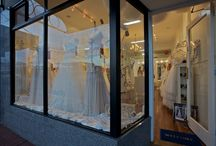 Our Beautiful Store / A collection of pictures of our store, located at 376b Oxford Street, Mt Hawthorn, Western Australia.  To book an appointment please call (08) 9444 0085 or email us at Karen@bridalbyaubreyrose.com.au
