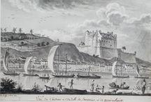 Marine de Loire / La Marine de Loire, ancienne, par des gravures, tableaux ... ou plus moderne, avec les bateaux qui jalonnent la Loire actuellement et nous réjouissent les cœurs ... et les yeux !