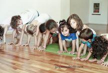 Little yogis and yoginis at yogainsalento.com