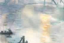 Schilderijen Pastel / Geschilderd door Christa Beldman-Waanders