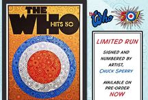 Official The Who Merchandise