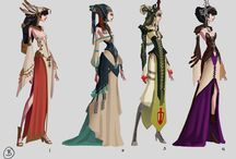 P02 | Fantasy Kingdom Characters