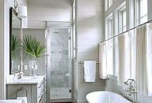 wnętrza styl francuski łazienka