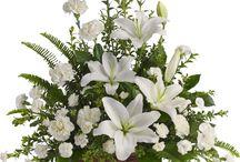 virágtál