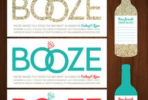 Something Borrowed, Something Brewed / Party inspiration for a Brew-inspired bridal shower