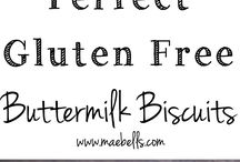 Gluten free / by Melisa Sims