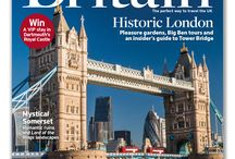 Discover Britain covers