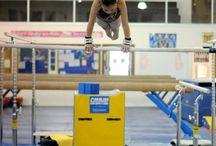 Gymnastics / by Jen Woodward