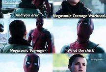 Marvel n stuff