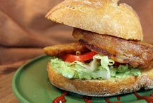 """Testing - Vegan Sandwiches Save the Day / These are recipes tested for """"Vegan Sandwiches Save the Day"""" for Tamasin Noyes and Celine Steen. All the recipes are available in said cookbook."""