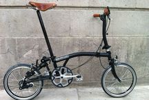 Folding Bikes / Folding bicycles and mini bikes for urban commuting and urban cycling bromptons etc
