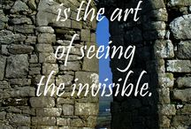Vision Board - DREAM BIG / by Bobbi Jo