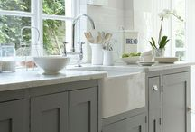 Kitchens / by JoAnna Ford