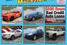 Drive Magazine - Issue 1 of 2016 / Cars & Trucks for Sale!