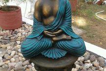 Jardines buda zen