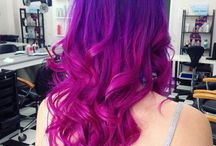 *DIRECTIONS* PINK & PURPLE / Directions hair dye - Pink & purple